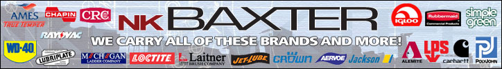 NK Baxter | We carry all of these brands and more!