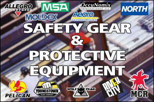 Safety Gear & Protective Equipment