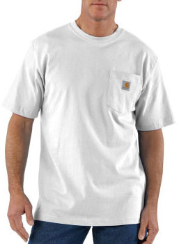 Carhartt: Men's Workwear Pocket T-Shirt K87