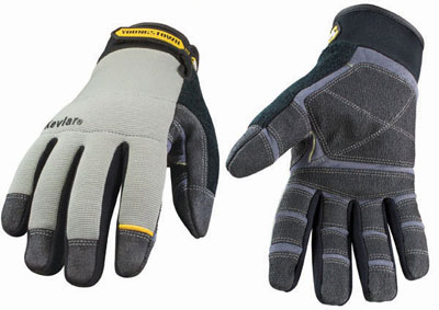 Youngstown General Utility Gloves Lined with Kevlar®