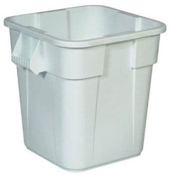 BRUTE® 40 Gallon Square Container without Lid
