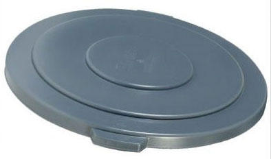 BRUTE® Lid for 55 Gallon Round Container