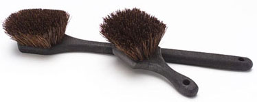 Laitner Scrub brush with palmyra bristles
