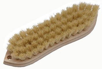 Laitner Pointed End All Occasion Scrub Brushes