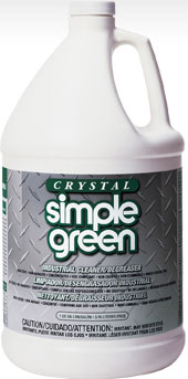 Crystal Simple Green Industrial Cleaner/Degreaser