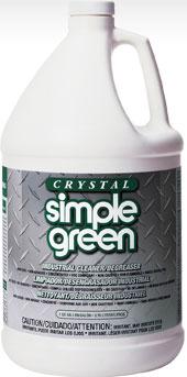 crystal simple green industrial