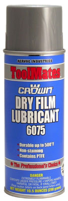 Crown Dry Film Lubricant 6075
