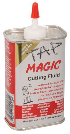 Tap Magic with EP-XTRA Cutting Fluid