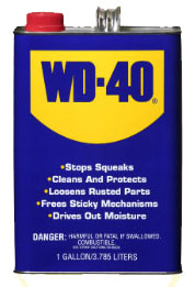 Lubricants Penetrating Oils Wd 40 Lps