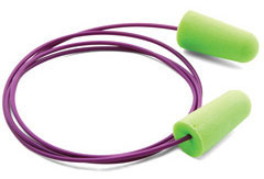 Moldex Pura-Fit® Foam Ear Plugs, Corded