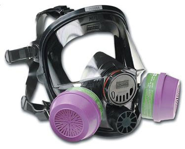 North 76008A Full Face Respirator