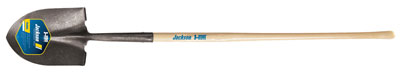 Jackson J-250 Kodiak Round Point Shovel