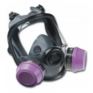 North 54001 Full Face Respirator