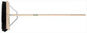 "Union Broom Head 18"" Rough Surface"