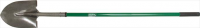 Union 2430900 Shovel Round Point Fiberglass Handle