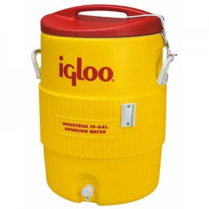 Igloo 10 Gallon Heavy Duty Industrial Grade Water Cooler