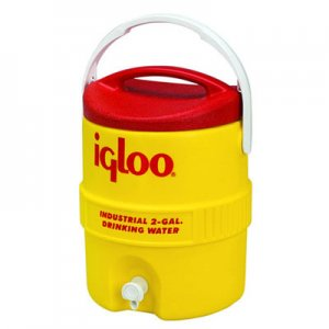 Igloo 2 Gallon Heavy Duty Industrial Grade Water Cooler
