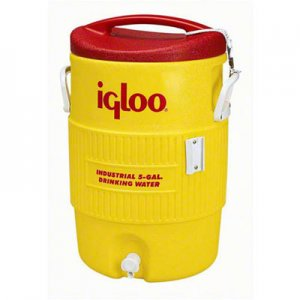 Igloo 5 Gallon Heavy Duty Industrial Grade Water Cooler