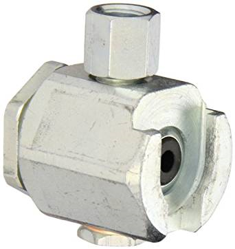 Alemite 304300 Button Head Coupler Giant Pull-On Type