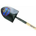 Jackson 1201900 J-450 Pony Round Point Shovel with Solid Shank