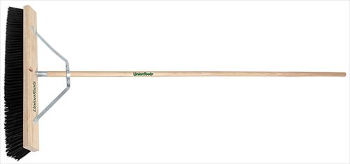 "Union Broom Head 24"" Rough Surface"