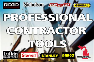 Professional Contractor Tools