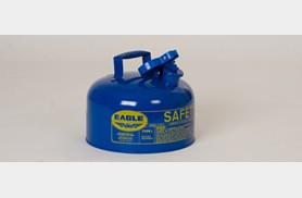 Eagle Safety Can Type I Steel 2 Gallon Blue