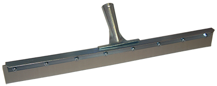 "Great Dane Straight Squeege 24"" Gray FS324G"