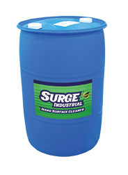 Surge Industrial Hard Surface Cleaner 55gal. Drum
