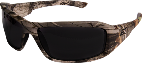Edge Brazeau Safety Glasses Forrest Camo